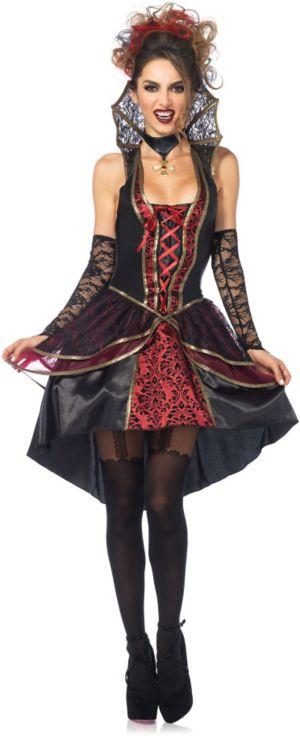 Sexy Adult Vampire Queen Costume