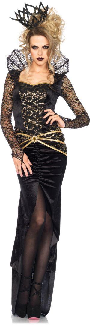 Sexy Adult Deluxe Evil Queen Costume