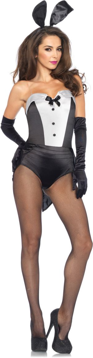 Sexy Adult Classic Bunny Costume