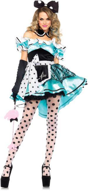 Sexy Adult Delightful Alice Costume