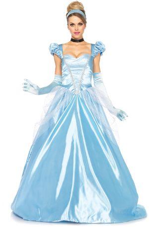 Sexy Adult Classic Cinderella Costume