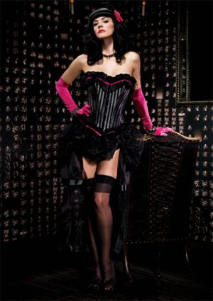 Sexy Adult Veronica Corset