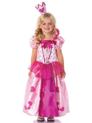 Child Sweetheart Princess Costume