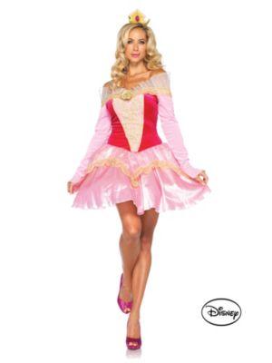 Adult Sleeping Beauty Princess Aurora  Disney Costume