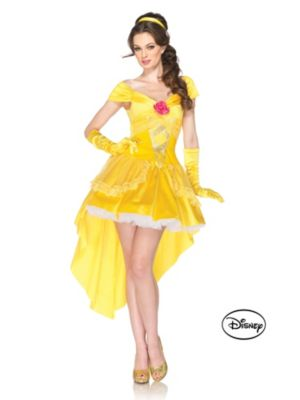 Adult Beauty and the Beast's Princess Belle Disney Costume