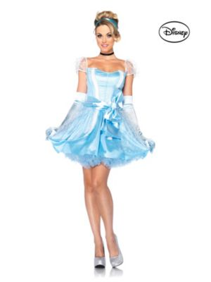 Adult Glass Slipper Cinderella Princess Disney Costume