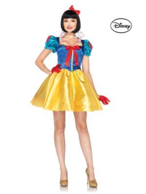 Adult Princess Snow White Disney Costume
