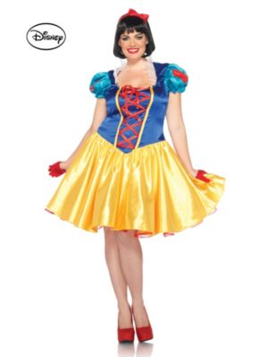 Adult Snow White Plus Size Disney Costume