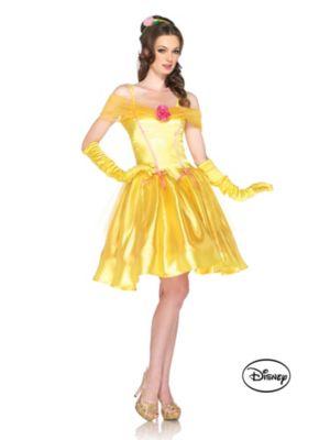 Adult Disney Princess Belle Costume