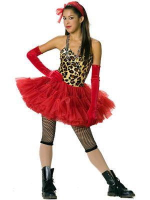 Cyndi 80s Womens Costume