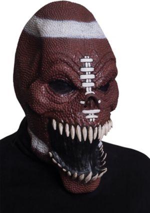 Fearsome Football Freak Mask