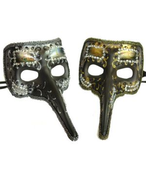 Venetian Mask with Long Nose
