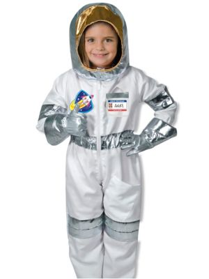 Child's Astronaut Role Play Set Costume