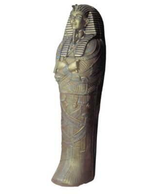 Egyptian Pharaoh Coffin