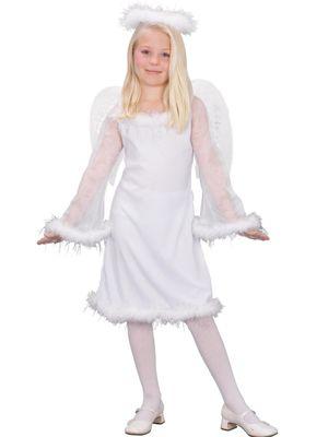 Костюм ангела для девочки своими руками фото