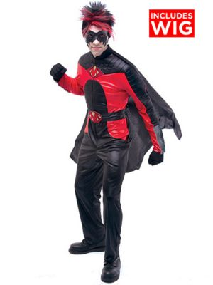 Kickass Deluxe Red Mist Adult Costume