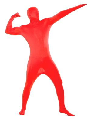 Adult Mens Skin Suit