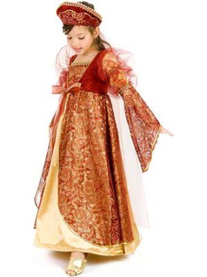 Kids Princess Ann Costume