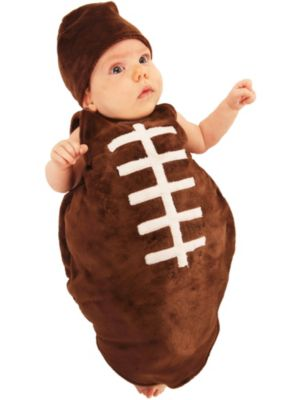 Infant's Football Bunting
