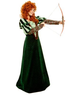 Adult Forest Princess Costume
