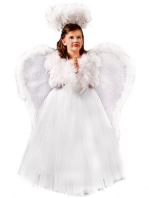 Child Annabelle the Angel Costume