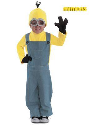 Child Deluxe Minion Bob Costume
