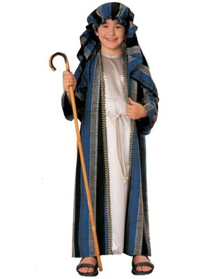 Child Deluxe Shepard Costume