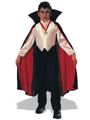 Kids Dracula Costume