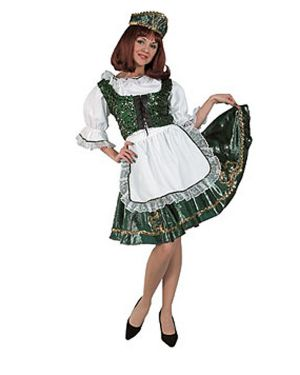 Deluxe Irish Adult Dancer