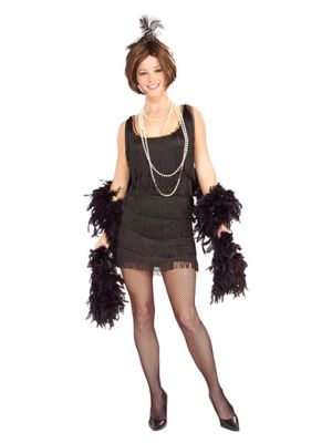 Adult Sized Chicago Flapper Costume