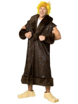 Adult Barney Rubble From the Flintstones (tm)