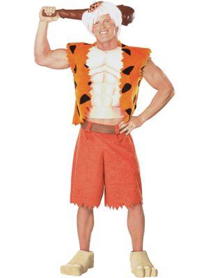 Flintstones Bam-bam Adult Couple Costume