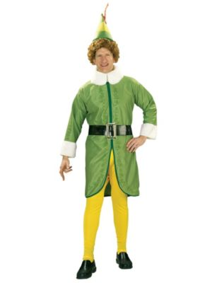 Adult Elfs Buddy Costume