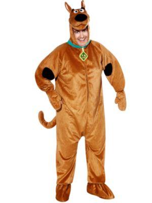 Adult Scooby Doo Plus Costume