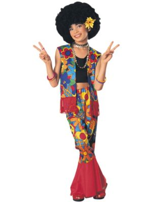 Kids Flower Power Costume