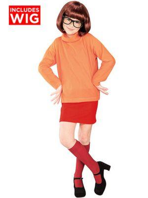 Kids Velma Costume