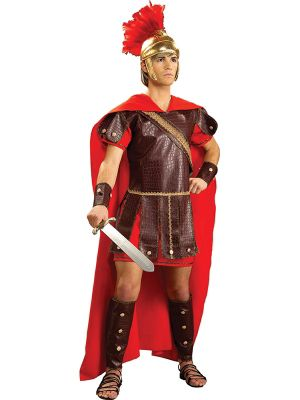 Roman Warrior Costume for Men