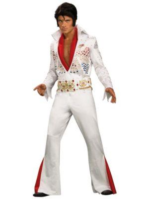 Adult Grand Heritage Elvis Costume