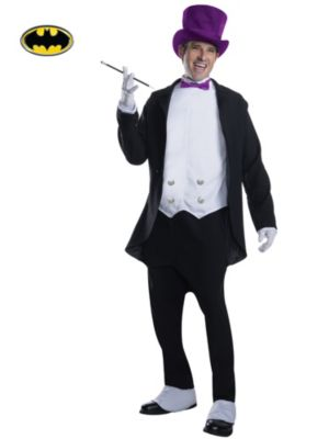 Adult 1960's Penguin Costume