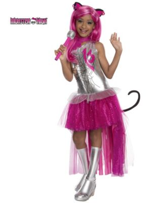 Child Monster High Catty Noir Costume