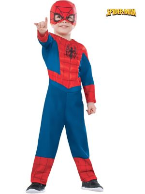Toddler Ultimate Spiderman Costume