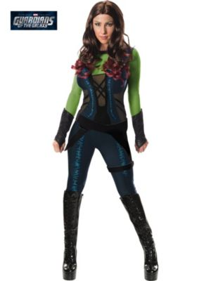 Sexy Adult Gamora Costume