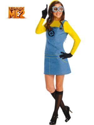 Adult Plus Size Despicable Me Minion Costume