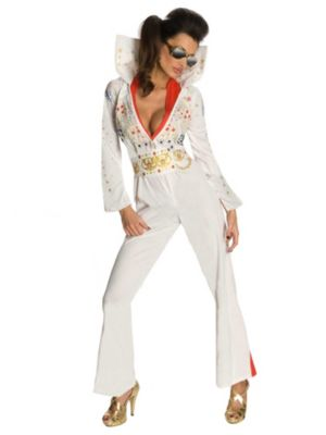 Sexy Adult  Elvis Presley Costume