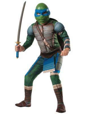 Adult TMNT Movie Leonardo Costume