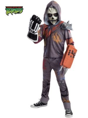 Child Deluxe Casey Jones Teenage Mutant Ninja Turtles Costume