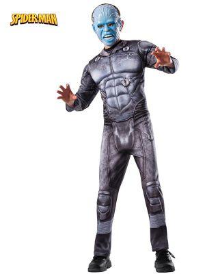 Child Spider-Man 2 Electro Deluxe Costume