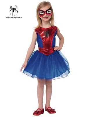 SPIDER GIRL TUTU COSTUME