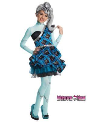 Child Monster High Frankie Stein Sweet 1600 Deluxe Costume