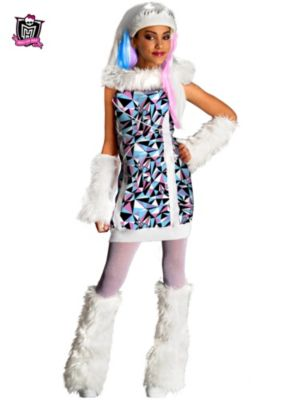 Child Monster High Abbey Bominable Costume